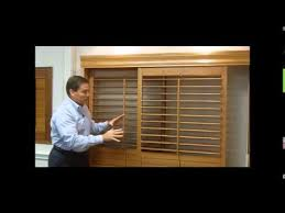 Sliding Shutters For Patio Doors Plantation Shutters For Sliding Glass Doors