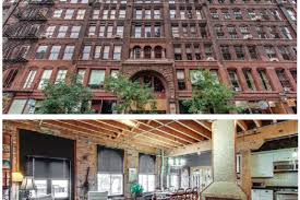 Loft In A House by 2 Bed 2 Bath Timber Loft In Donohue Building Asks 499k Curbed