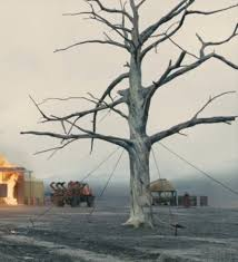 analysis what does the dead tree symbolize in blade runner 2049