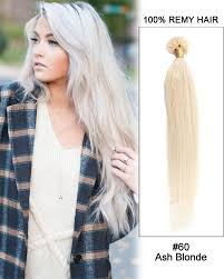 22 inch extensions inch nail u tip human hair extensions 60 ash 100g