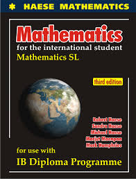 mathematics sl textbook snowflake 3rd edition international