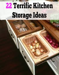 diy kitchen storage ideas 22 terrific kitchen storage ideas diy cozy home