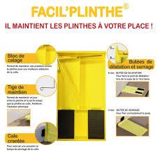Plinthe Cache Fil by Kit De Pose Plinthes Et Parquet Passat Facil U0027 Plinthes Parquet