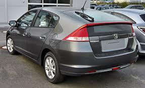 Honda Insight Hybrid Interior Honda Insight