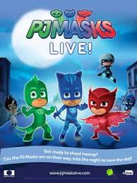 pj masks live hero event culturemap houston