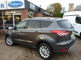 used ford kuga 2 0 tdci titanium station wagon awd 5dr 5 doors