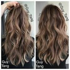 how to dye dark brown hair light brown beautiful brunette by 901artist seama901 balayage bronde