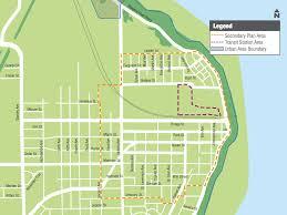 Niagara Falls Canada Map by Niagara Falls Go Hub And Transit Station Area Niagara Region