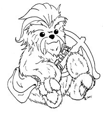 chewbacca coloring pages inside coloring pages eson me