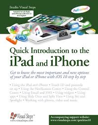 amazon com quick introduction to the ipad and iphone get to know