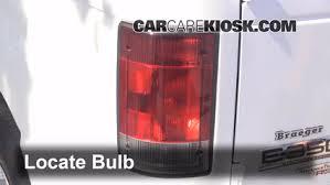 2008 ford f250 tail light bulb brake light change 2008 2014 ford e 350 super duty 2013 ford e 350