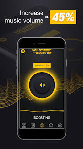 sound increaser for android volume booster sound equalizer apk for android