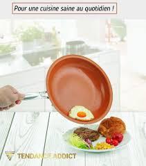 cuisiner des chignons de a la poele cera mex la poêle anti graisse tendance addict