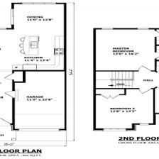two story small house floor plans 20 2 story floor plans for small homes simple 2 story home floor