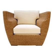 Seagrass Bench Furniture Cozy Arm Chair Seagrass Furniture For Living Room Decor