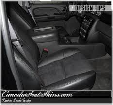 Silverado 2013 Interior 2007 2013 Silverado Leather Upholstery