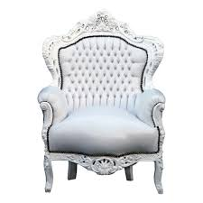 Throne Chair White Throne Chair Tjihome