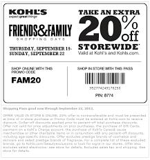 pinned september 19th 20 at kohls or via promocode