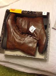 womens brown boots payless payless brown combat boots search