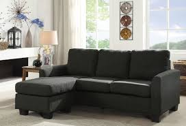 Gray Fabric Sectional Sofa Furniture Of America Cm6593gy 2 Pc Erin Gray Fabric Sectional