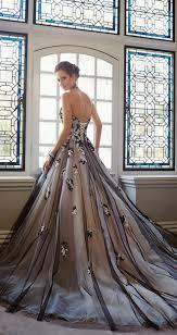 black and white wedding dress tolli fall 2014 black and white wedding dress deer pearl