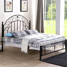 top grade stainless steel bed frame for hotel metal frame
