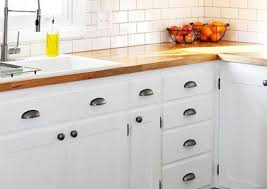 white kitchen cabinet handles and knobs diy kitchen cabinets simple ways to reinvent the kitchen