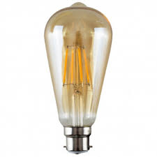 coloured squirrel cage vintage bulbs iconic lights