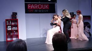 armstrong mccall fall hairshow farouk systems anna cantu in biloxi at armstrong fashion focus