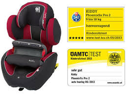 siege auto kiddy crash test kiddy phoenixfix pro 2 kiddy