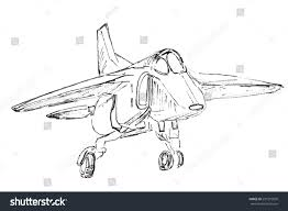 hand drawn sketch world war ii stock vector 237210850 shutterstock