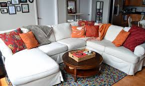 Slipcovered Sectional Sofas Yes You Can A White The Diy Playbook