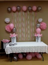 girl themes for baby shower fresh baby shower decoration ideas for girl gallery home decor
