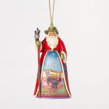jim shore australian santa ornament department 56 corner