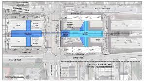 Cta Map Red Line Cta 95th Street Terminal Improvement Us Department Of Transportation