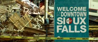 Sioux Falls Zip Code Map by Building Collapses In Downtown Sioux Falls 1 Dead 1 Rescued