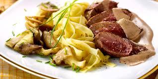 cuisiner du marcassin steaks de marcassin au porto et aux pleurotes