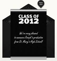 grad announcement wording designs inexpensive graduation announcement wording for high