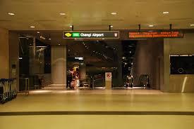 Changi Airport Floor Plan Singapore Changi Intl Airport