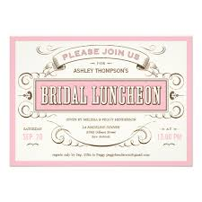 bridesmaid luncheon invitations personalized bridesmaids luncheon invitations