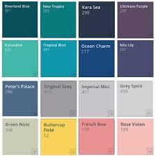 tips colour inspiration 2016 summer colour trends british paints