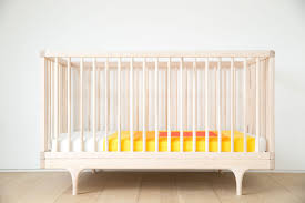 Bed Rail For Crib by Caravan Crib Modern Solid Wood Convertible Crib Kalon Studios Us