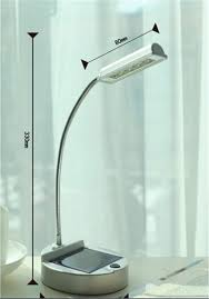 Indoor Solar Lights by 2pcs Solar Led Table Lamp Led Portable Lamp Solar Bulbs Light