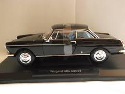 peugeot 404 coupe peugeot 404 coupé 1967 black norev 1 18 cestas miniatures