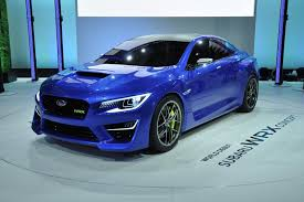 2019 subaru wrx sti review specs and release date car review
