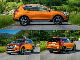 suv nissan nissan upgrades its x trail suv torque