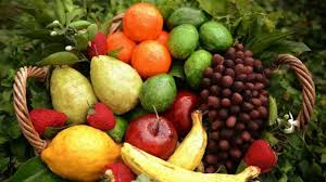basket of fruits this fruit basket is actually all cake and no fruits lite fm