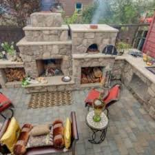 Outdoor Kitchen Designs With Pizza Oven outdoor kitchen designs a great way to enjoy a beautiful day