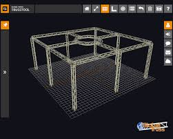 Free Wood Truss Design Software by Trusstool3d Globaltruss Trusstool