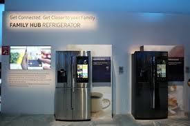 family hub samsung u0027s cool new smart refrigerator